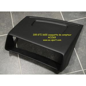 205 GTI 1600 Casquette compteur